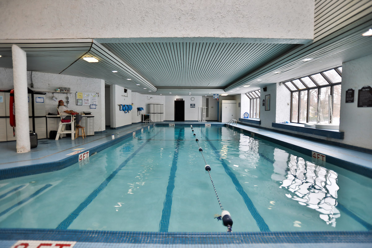 indoor pool at all Sport Health and Fitness