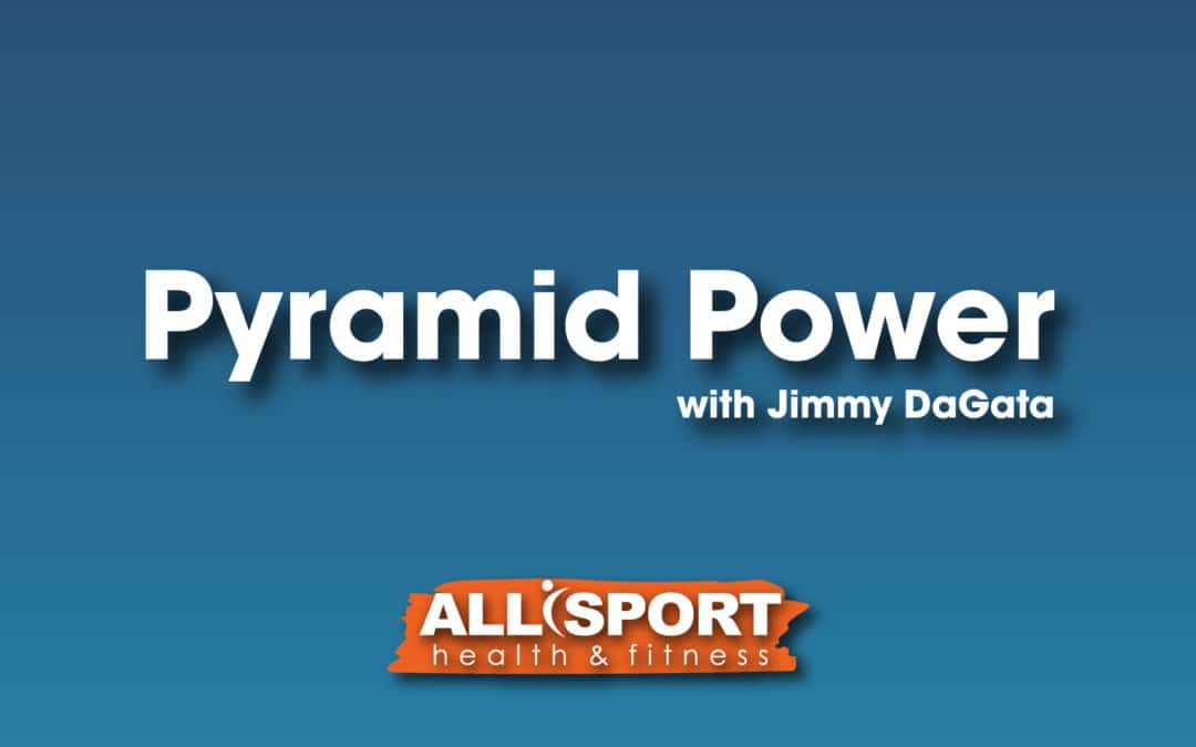 Pyramid Power with Jimmy