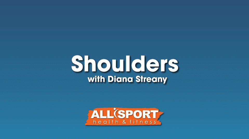 Shoulders with Diana